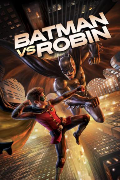 Poster Batman vs. Robin