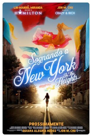 La locandina di Sognando New York - In the Heights