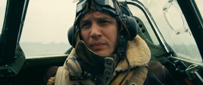 Farrier è interpretato da Tom Hardy