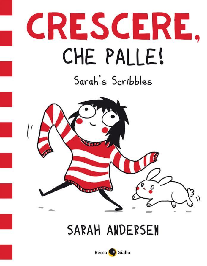 Sarah Andersen webcomic crescere che palle