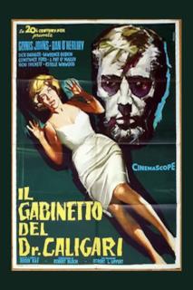 Poster Il gabinetto del dottor Caligari