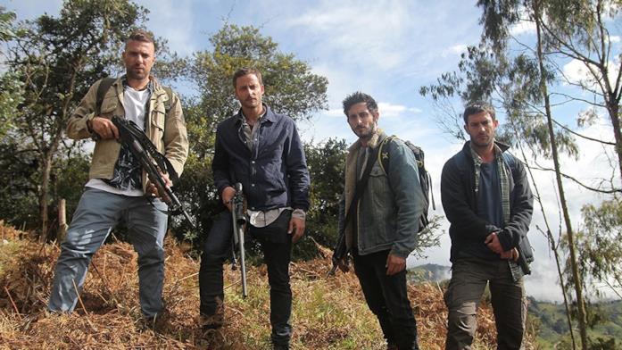 Quando gli eroi volano, la miniserie israeliana di Netflix