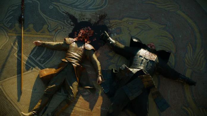 Oberyn Martell muore in Game of Thrones