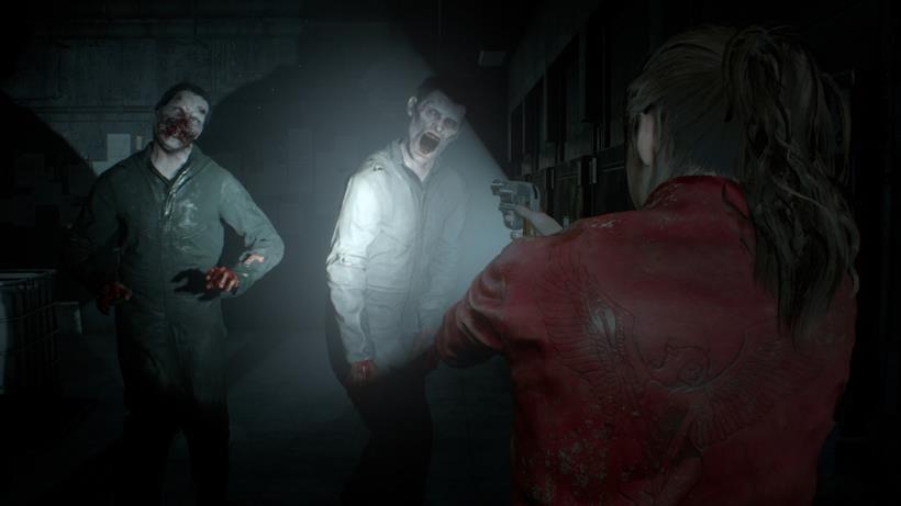 Zombie, oscurità e tensione nel remake di Resident Evil 2