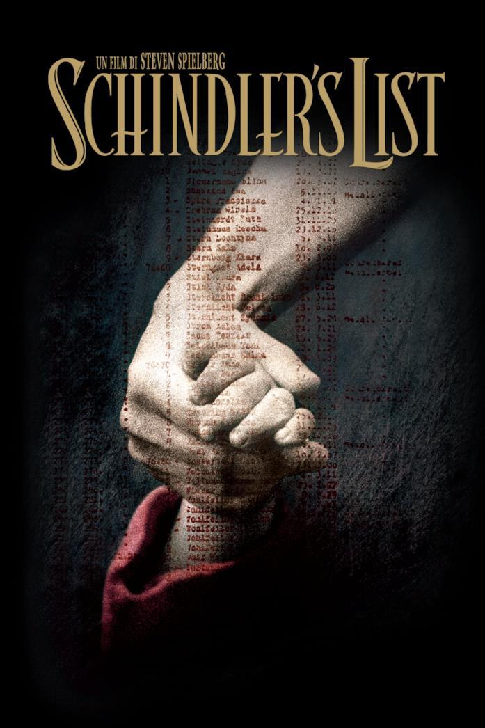 Schindler's List, il film di Steven Spielberg