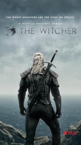 The Witcher si mostra con il poster ufficiale