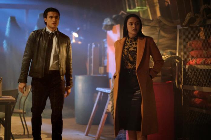 Reggie e Veronica di nuovo insieme in Riverdale 5?
