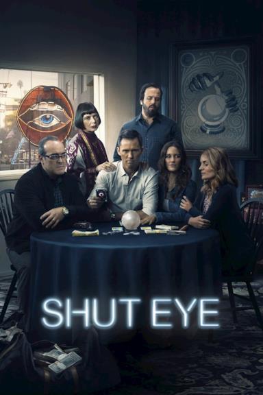 Poster Shut Eye