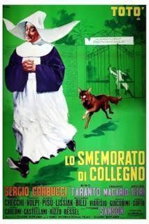 Poster Lo smemorato di Collegno