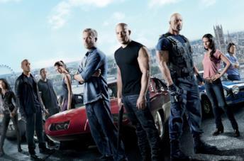 I protagonisti di Fast & Furious 7