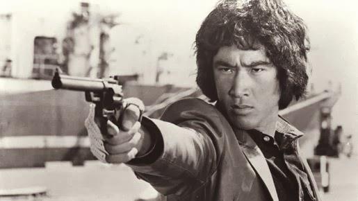 L'attore Yasuku Matsuda