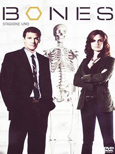 Cofanetto DVD di Bones - Stagione 1