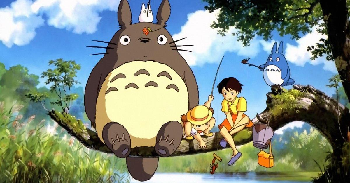 Le Piu Belle Frasi Dei Cartoni Animati.Le Frasi Piu Belle Di Totoro