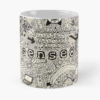 Sen-se-8 Classic Mug Best Gift 110z For Your Friends