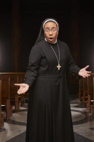 Suor Analia, una delle suore di Ti spedisco in convento Italia