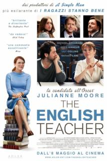Poster The English Teacher
