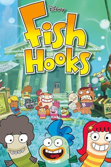Poster Fish Hooks - Vita da Pesci