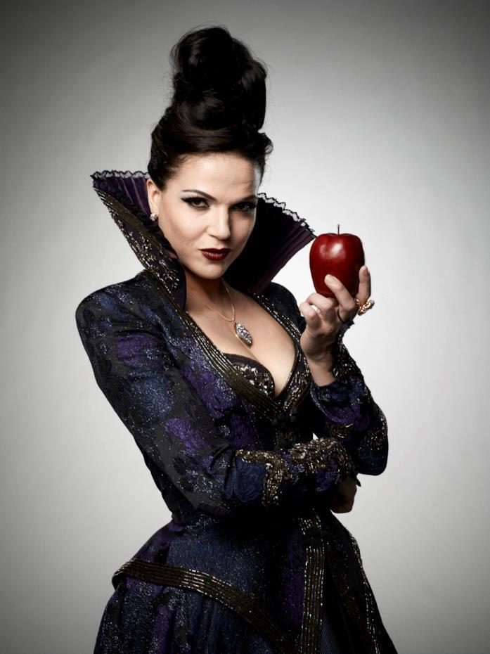 La Parrilla è Regina nella serie TV C'era una Volta