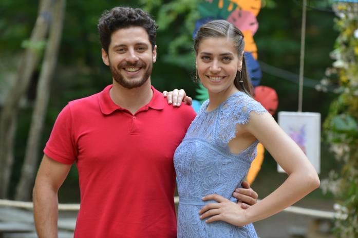 L'altra coppia di Daydreamer, Leyla e Osman