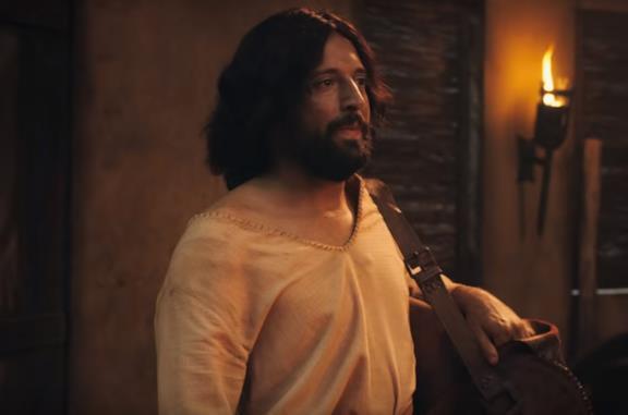 La prima tentazione di Cristo può restare su Netflix, la decisione della corte suprema del Brasile