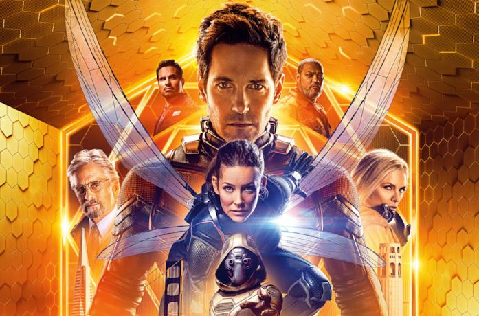 Poster di Ant-Man and the Wasp