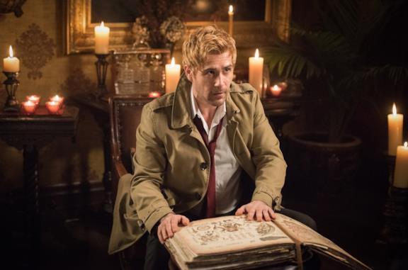 Matt Ryan ha interpretato Constantine nell'omonima serie TV di NBC