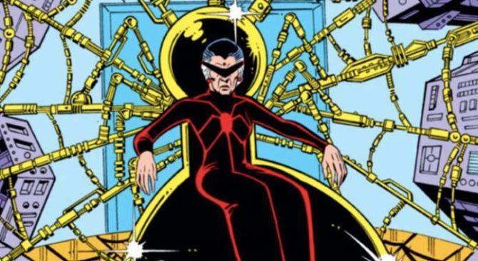 Madame Web nei fumetti Marvel