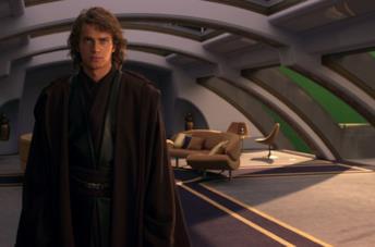 Hayden Christensen in Star Wars: Episodio III - La vendetta dei Sith