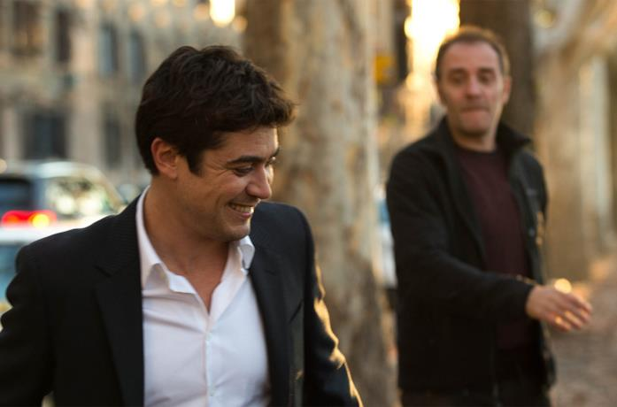 Riccardo Scamarcio e Valerio Mastandrea