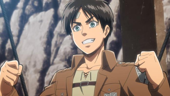 Eren anime