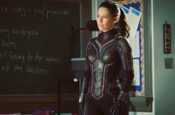EvangelineLilly, protagonista in Ant-Man and the Wasp
