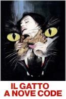Poster Il gatto a nove code