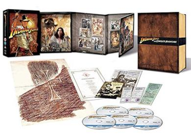 Indiana Jones: The Complete Adventure - Coll. Edit.(Box 5 Br)