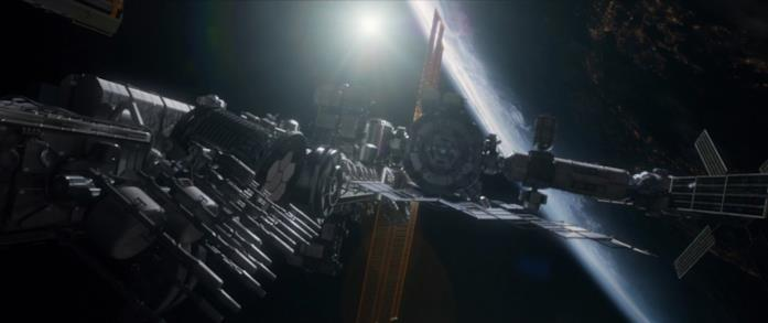 Life - Non Oltrepassare il Limite è ambientato sulla Stazione Spaziale Internazionale