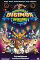 Poster Digimon - Il film