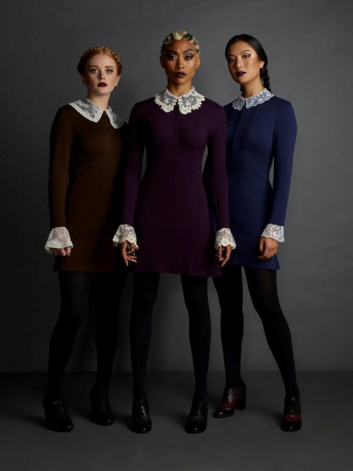Dorcas, Prudence e Agatha de Le terrificanti avventure di Sabrina