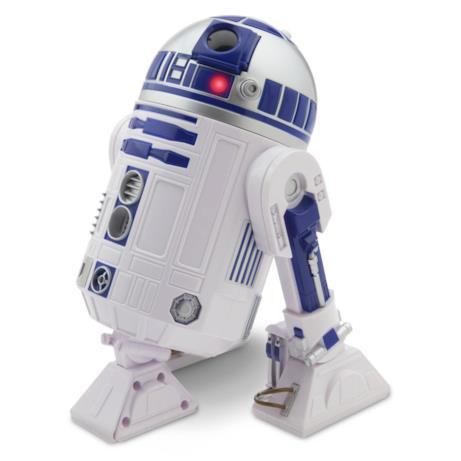 Action figure interattiva R2-D2 Star Wars Disney Store
