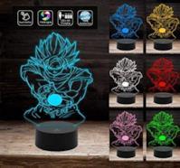Lampada 7 colori