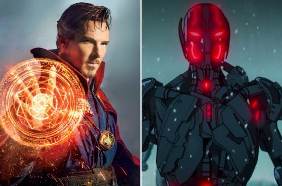Doctor Strange in the Multiverse of Madness: le sentinelle di Ultron potrebbero essere nel film