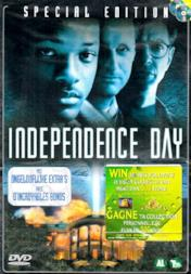 Independence Day - DVD  Édition Speciale