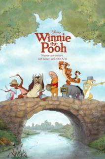 Poster Winnie the Pooh - Nuove avventure nel Bosco dei Cento Acri