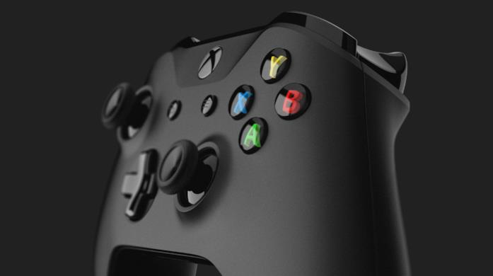 Il controller wireless per Xbox One X