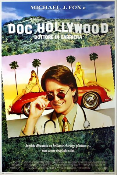 Poster Doc Hollywood - Dottore in carriera