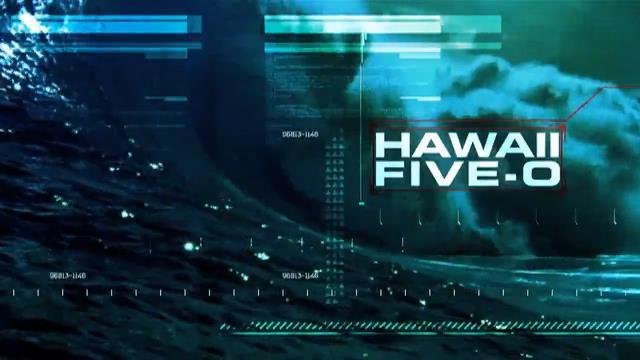 Locandina di Hawaii Five-0