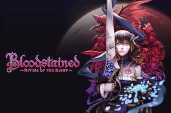 Bloodstained: il poster ufficiale del gioco