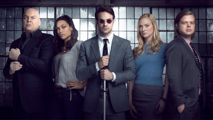 Daredevil, i protagonisti della prima stagione