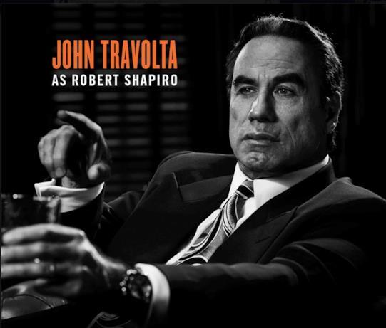 John Travolta sarà Robert Shapiro