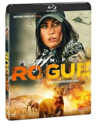 Rogue Blu Ray Disc
