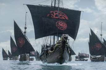 Le navi di Daenerys