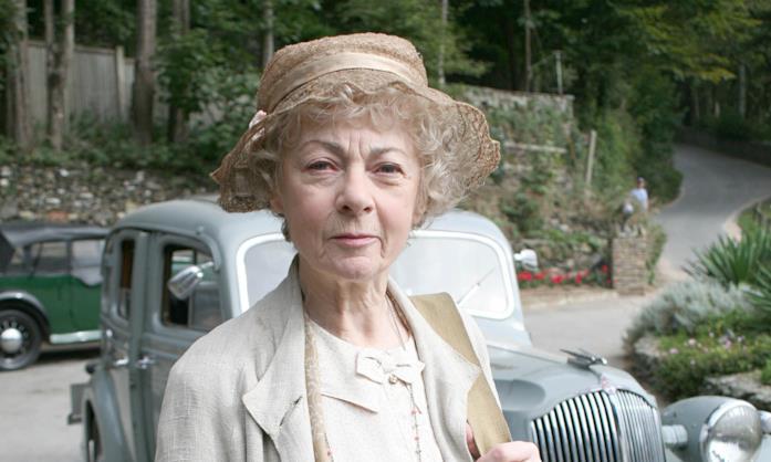 Miss Marple in TV